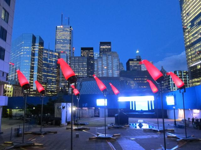 Luminato, Windscape